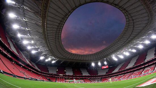 UEFA entschädigt Bilbao mit zwei Endspielen