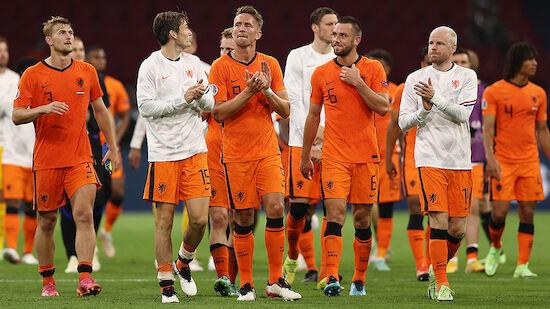 Niederlande beinahe in Top-Besetzung
