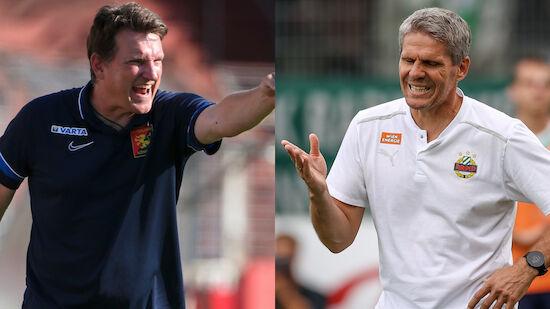 ÖFB-Cup: Herzog fordert Rapid in 2. Runde
