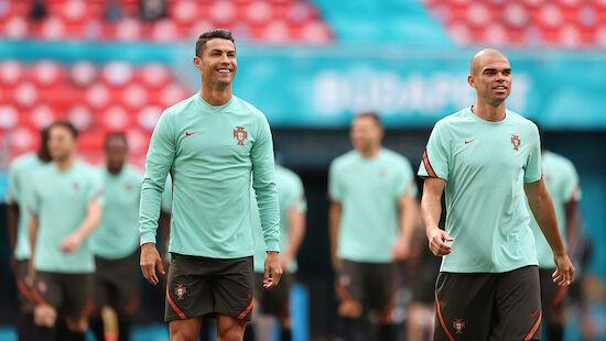 UEFA mahnt nach Aktionen von Ronaldo und Pogba