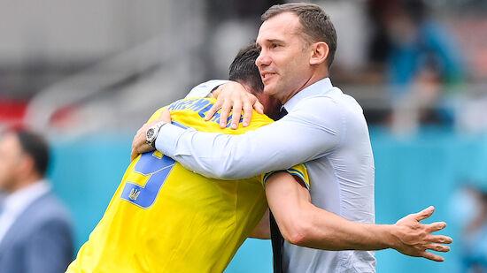 Andriy Shevchenko gibt Abschied bekannt