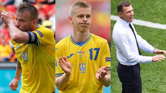 ÖFB-Gegner: Diese Ukrainer muss man kennen!