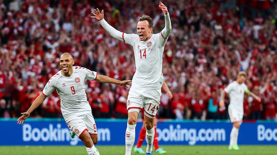 Happy End! Dänemark ballert sich zum Aufstieg