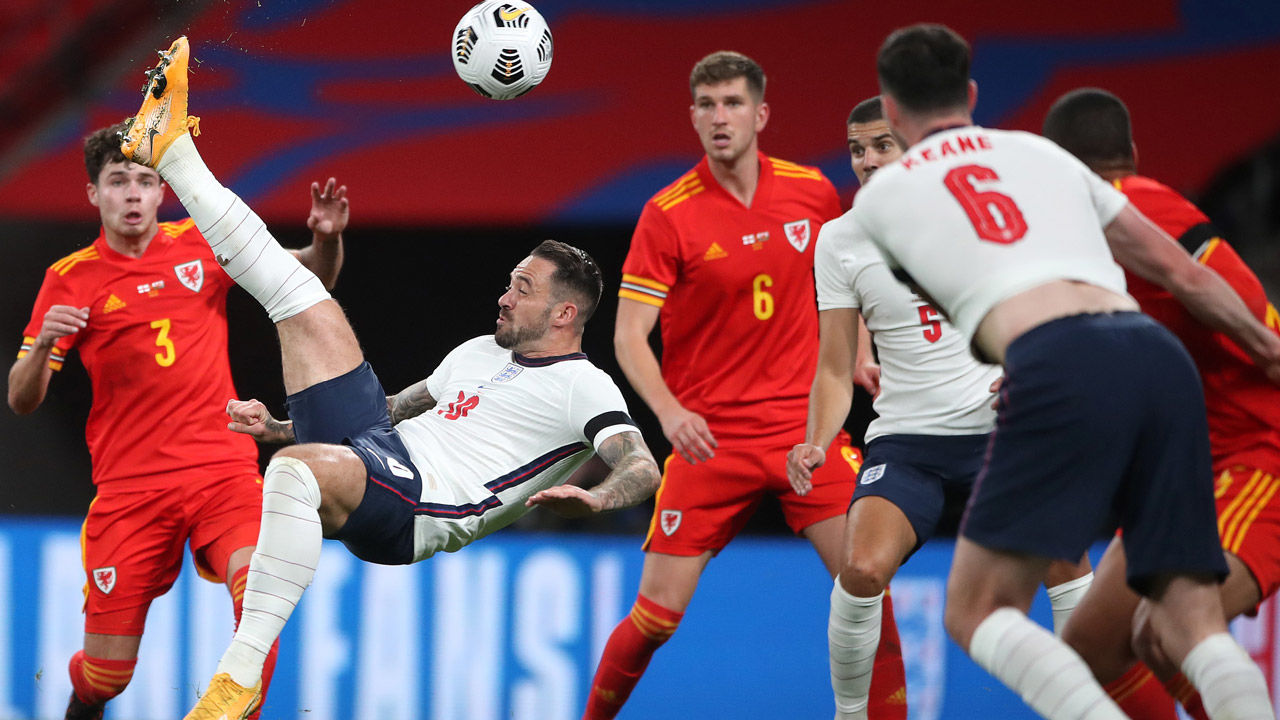 England Wales Fußball