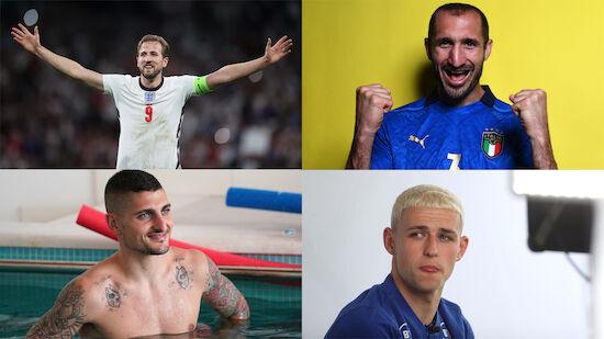 EURO: Was du über die Final-Stars nicht wusstest
