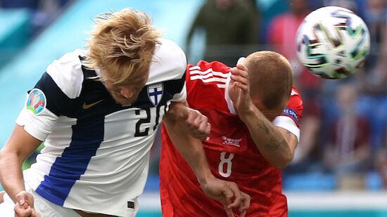 Russland feiert knappen Sieg gegen Finnland