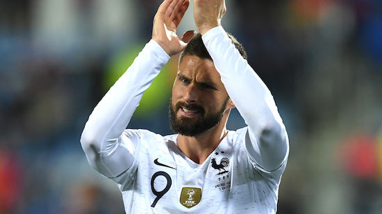 Frankreich holt wichtigen Sieg in Island