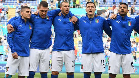 Italien: Großer Respekt vor dem ÖFB