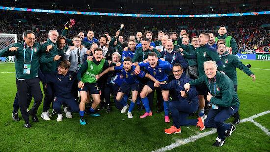 Italien nach Final-Einzug: