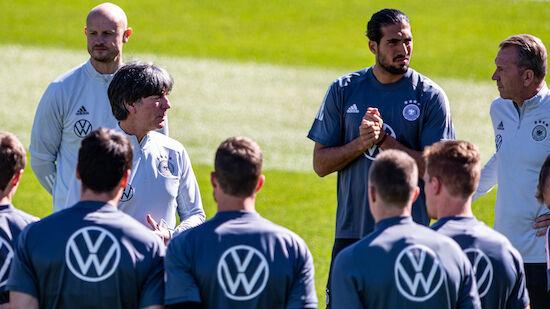 Gelingt DFB-Coach Löw zum Abschied noch ein Coup?