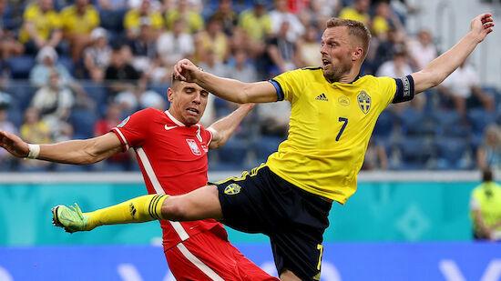 Schwedens Kapitän Larsson hört im Nationalteam auf