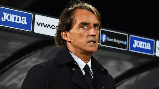 Italien verlängert mit Teamchef Mancini