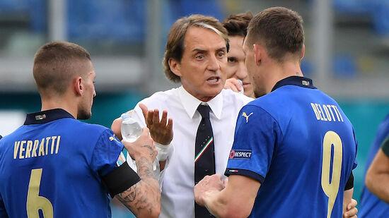 Wie Roberto Mancini Italien aus der Krise führte