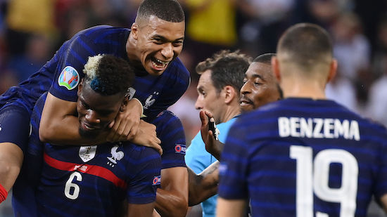 FIFA-22-Enthüllung am Sonntag vor EM-Finale