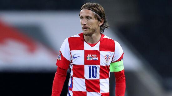 Kroatiens EM-Kader fast in Bestbesetzung