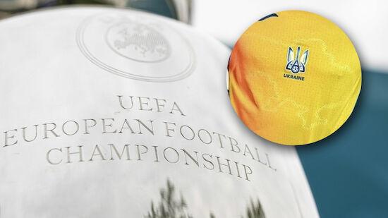 Ukraine-Trikot: Russland wendet sich an die UEFA