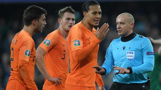 Niederlande-Star verpasst die EURO