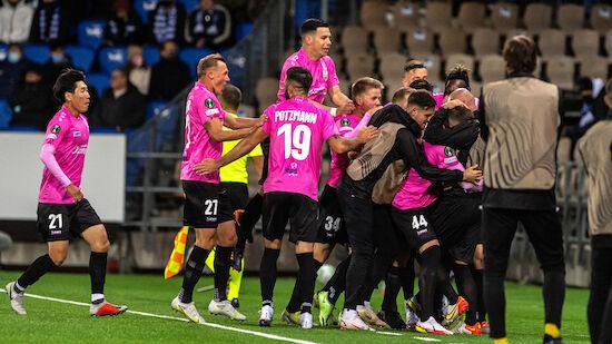 LASK siegt bei Wieland-Debüt gegen HJK Helsinki