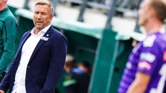 FAK-Coach Schmid kritisiert seine Spieler scharf