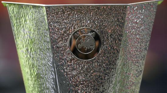 Hammerduell im Europa-League-Achtelfinale