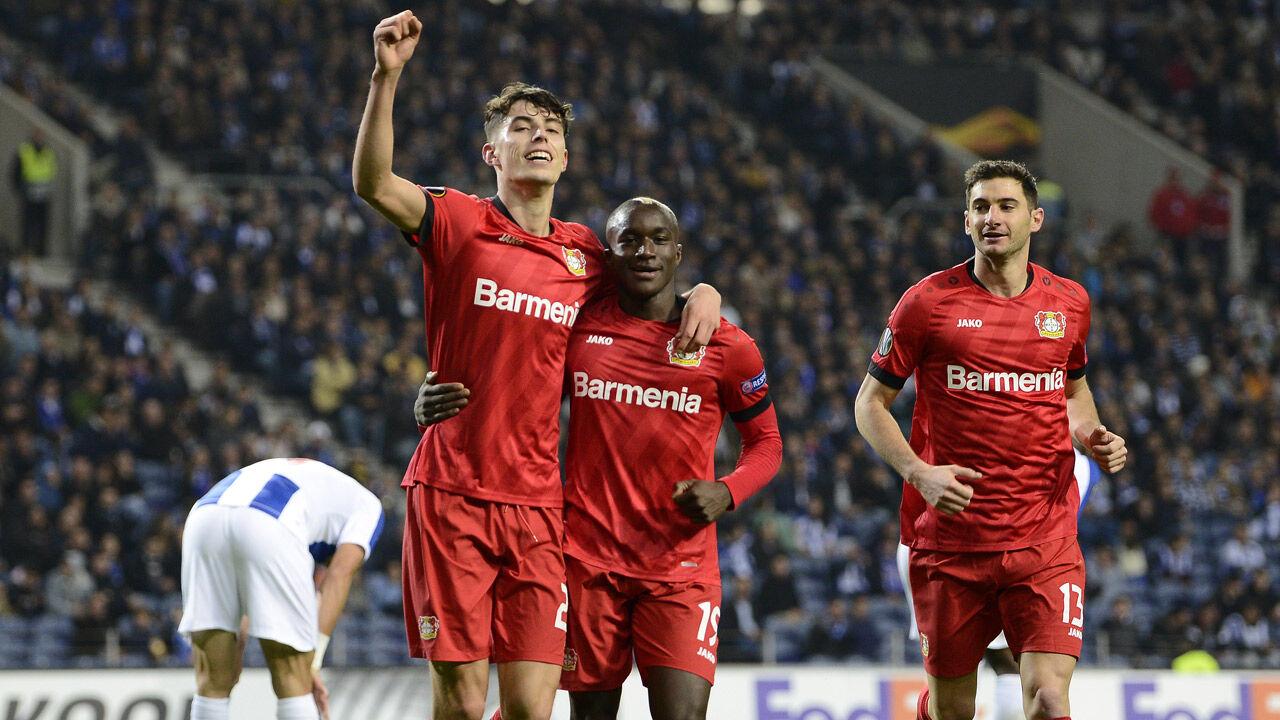 Leverkusen Europa League