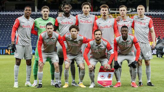 Noten! Einzelkritik zu Salzburg gegen Villarreal