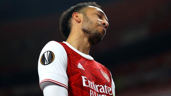 Arsenal trotz Niederlage im Viertelfinale