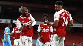 Arsenal-Stars verschanzen sich vor Duell mit Rapid