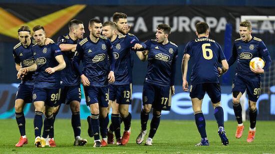 Dinamo Zagreb eliminiert Spurs nach Verlängerung