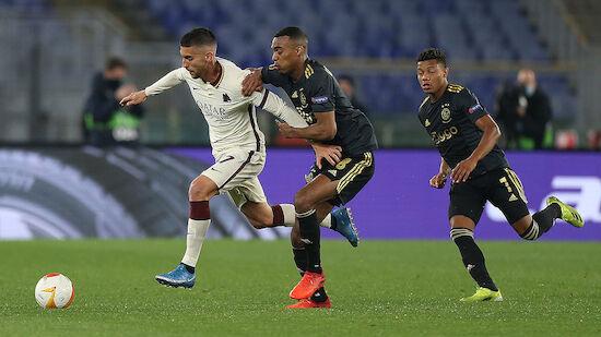 Roma und Villarreal steigen ins EL-Semifinale auf