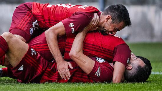 Legia Warschau ärgert Spartak Moskau