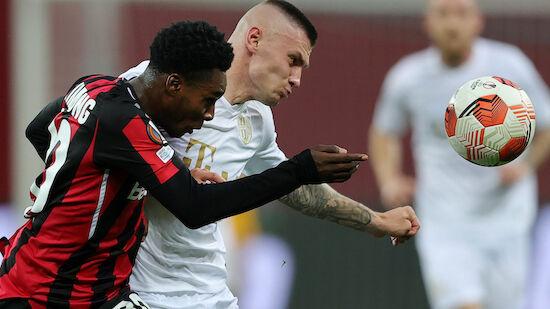 Stöger verpasst Punkt bei Bayer Leverkusen