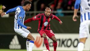 Lazaro-Debüt bei Hertha-Pleite