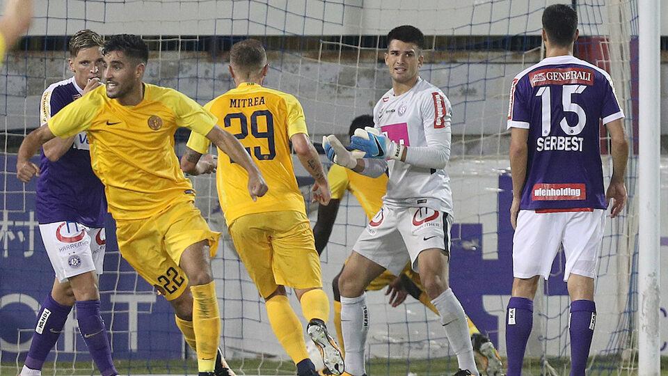 Die besten Bilder von Limassol gegen Austria