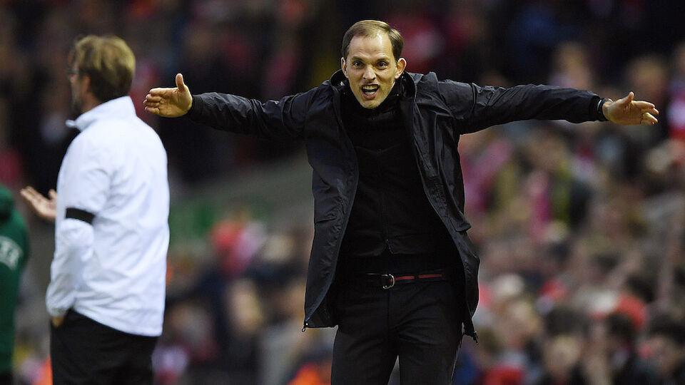 EL Liverpool-Dortmund Ruckspiel