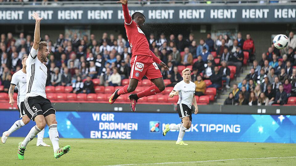 Die besten Bilder von Rosenborg-Austria