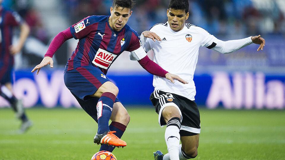 Kader von Rapid-Gegner Valencia