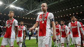 Zerfällt Ajax-Team nach Finale?