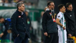Kühbauer steht zu Startelf-Wahl gegen Inter