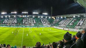 Hürden für Rapid-Fans in Mailand