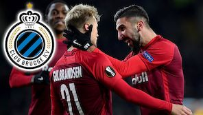 Europa League: Salzburg muss nach Belgien
