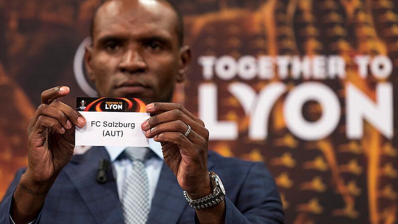Europa League: Diese Gegner warten auf Salzburg
