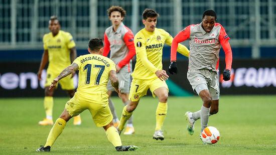 Europa League LIVE: So spielt RBS in Villarreal