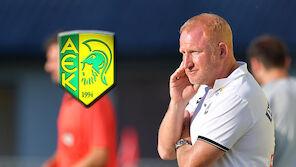 SK Sturm trifft auf Zyperns Cupsieger