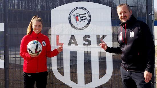 Lisa Alzner wird Cheftrainerin bei LASK-Frauen