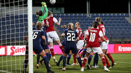 ÖFB-Frauen in WM-Qualifikation gegen England