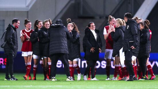 ÖFB-Frauen starten geschwächt ins Länderspieljahr