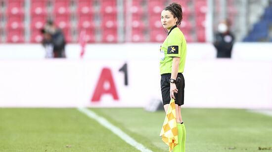 Sara Telek assistiert bei CL-Finale der Frauen