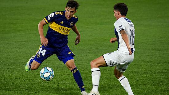 Boca-Profi vor Wechsel zu RB Salzburg?