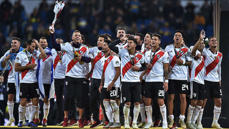 River Plate ist Copa-Libertadores-Sieger 2018
